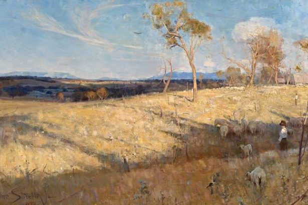 Golden Summer, Eaglemont (1889)